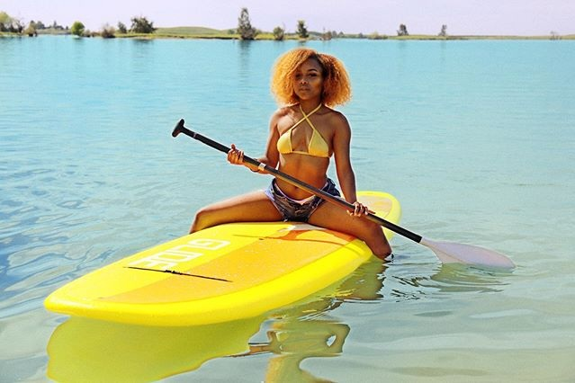 WATER ACTIVITIES - Sum of Us Festival is perfectly located by the water where you can swim, float, kayak and paddle board!