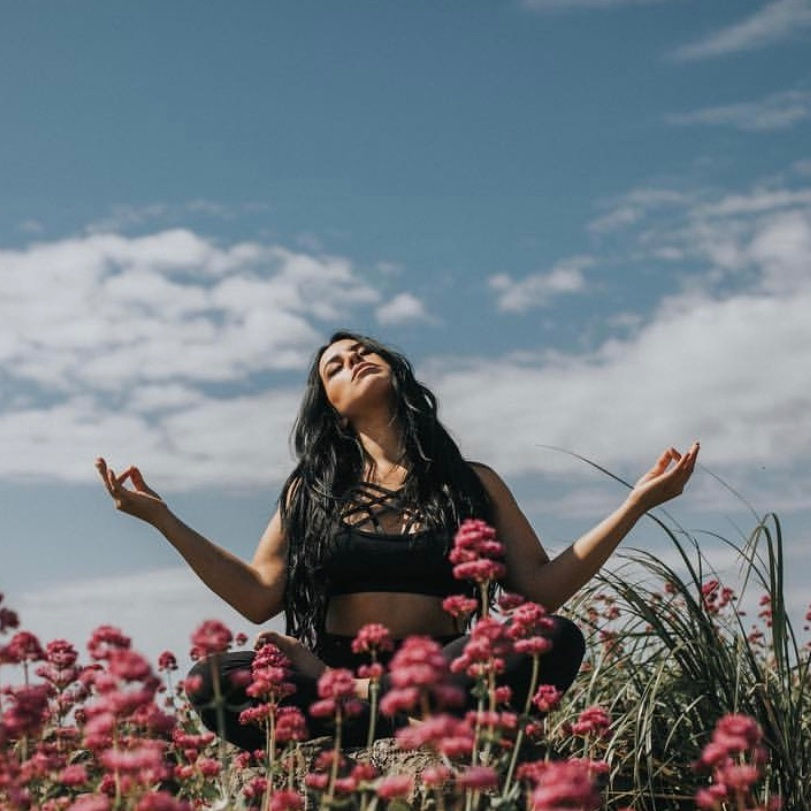 """Kaylynn Marisol Self-Love Activist & Yoga Instructor.  Kaylynn is the founder of """"BodyFly"""" podcast and """"Body Talk"""" series in Sacramento. Kaylynn is also working on a children's book publishing…"""