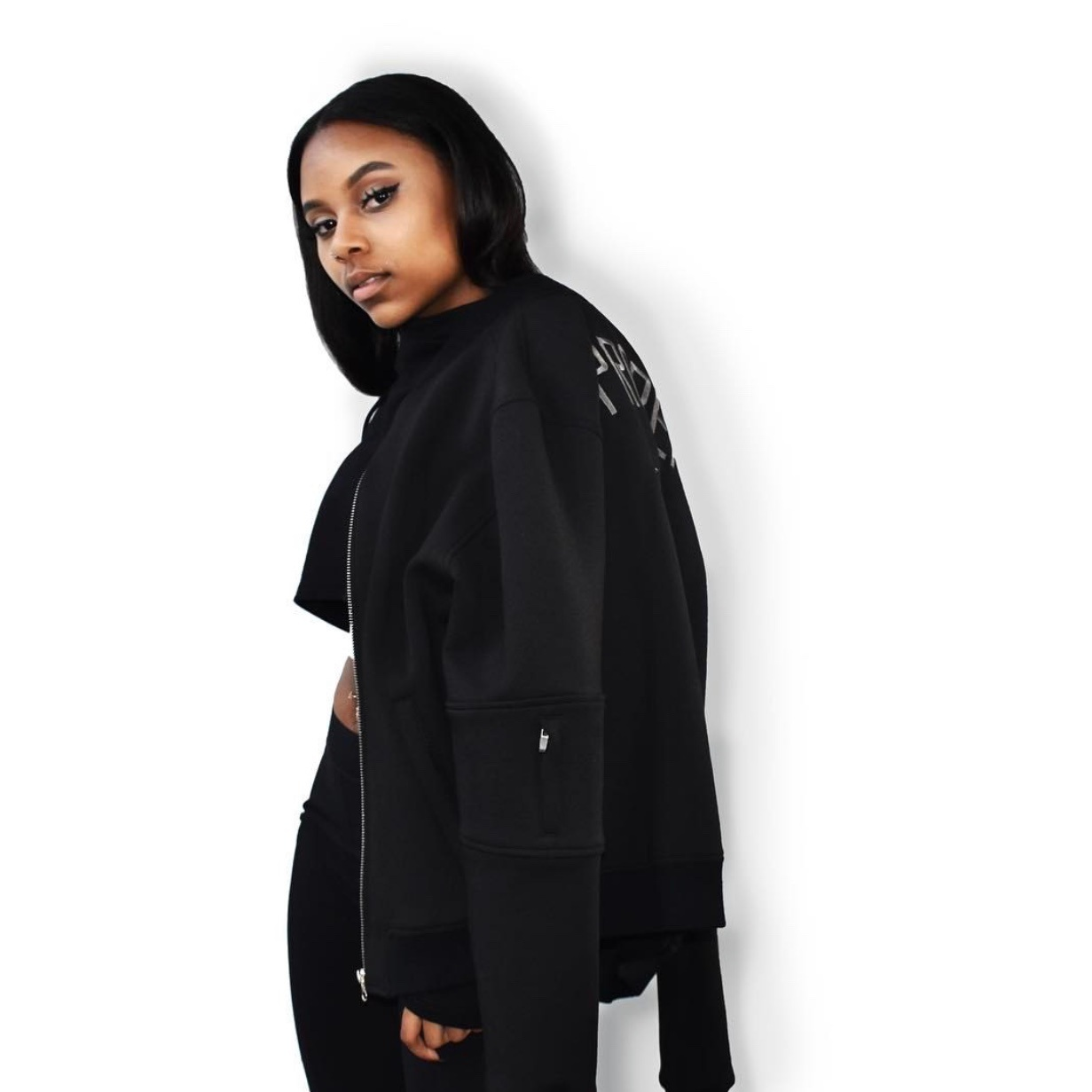"""Charlé Jay aka Lay Luscious Slam Poet, Song Writer & Professional Dancer.  Lay is an international competitor, working with brands such as Nike, World Star, and has featured in """"Oxygen's Sisterhood of Hip Hop""""…"""