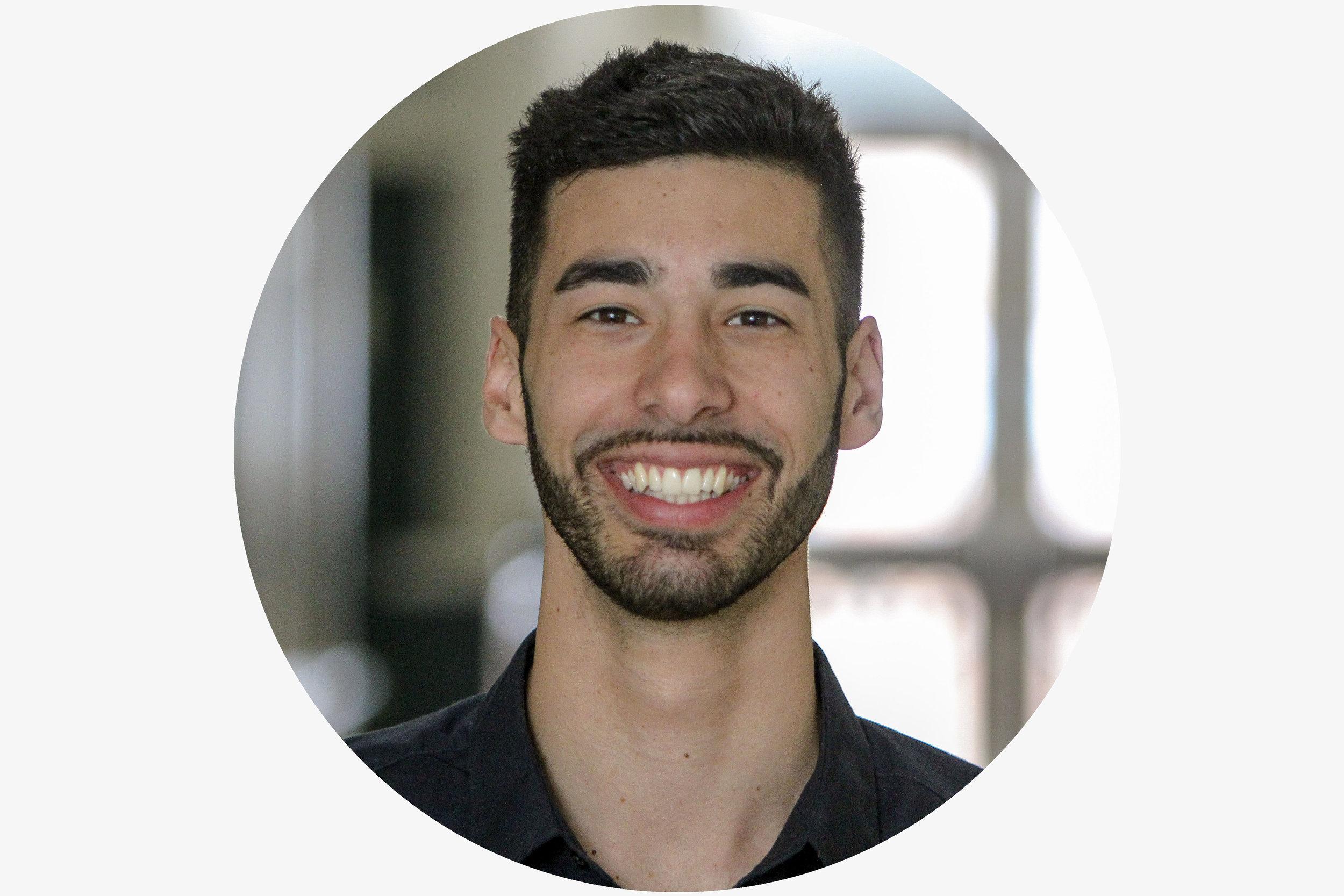 Aaron Mouer | DP & Lead Editor -