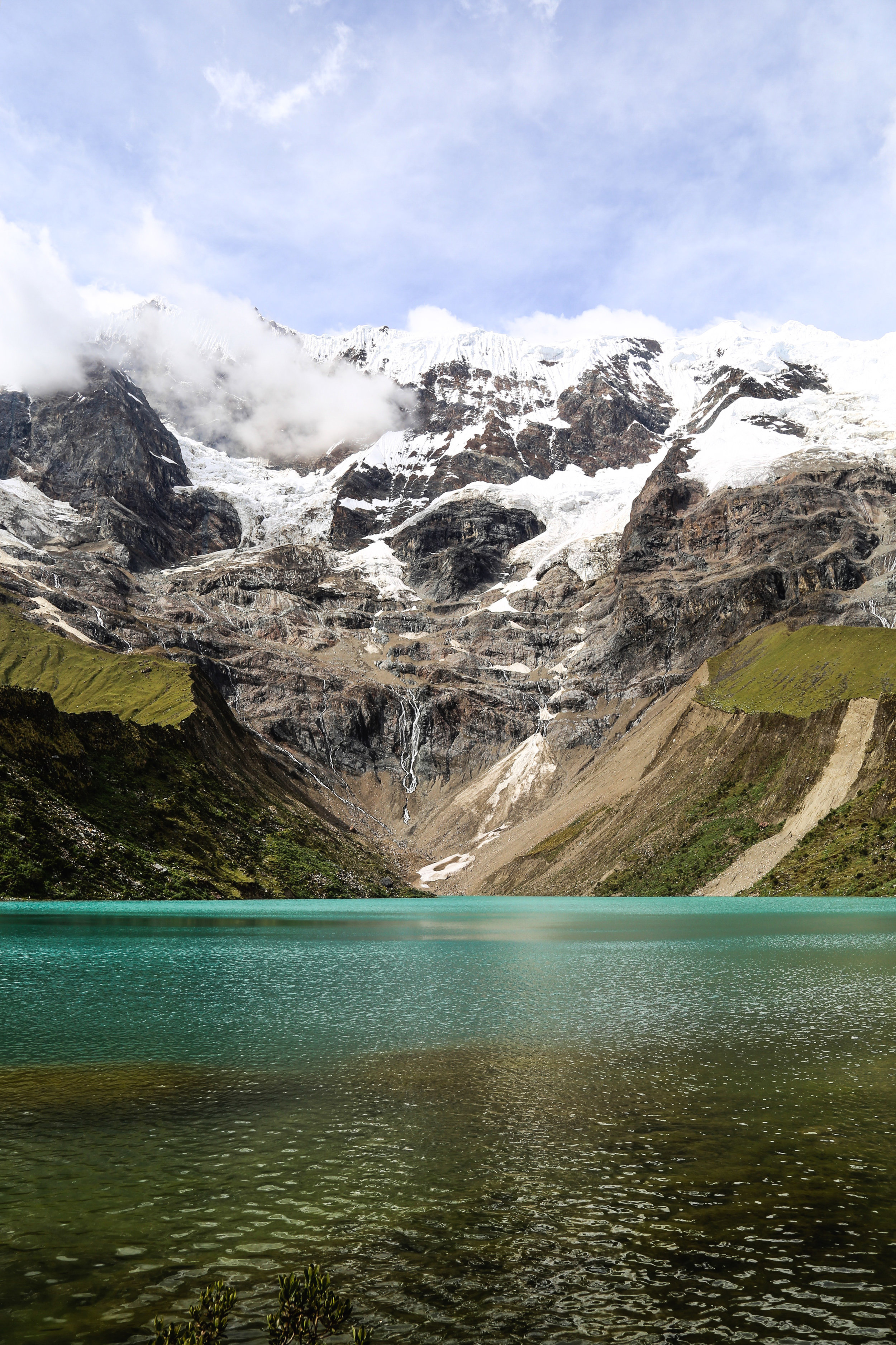 Everything you need to know about what the Salkantay Trek to Machu Picchu is really like! www.wheatfoot.com