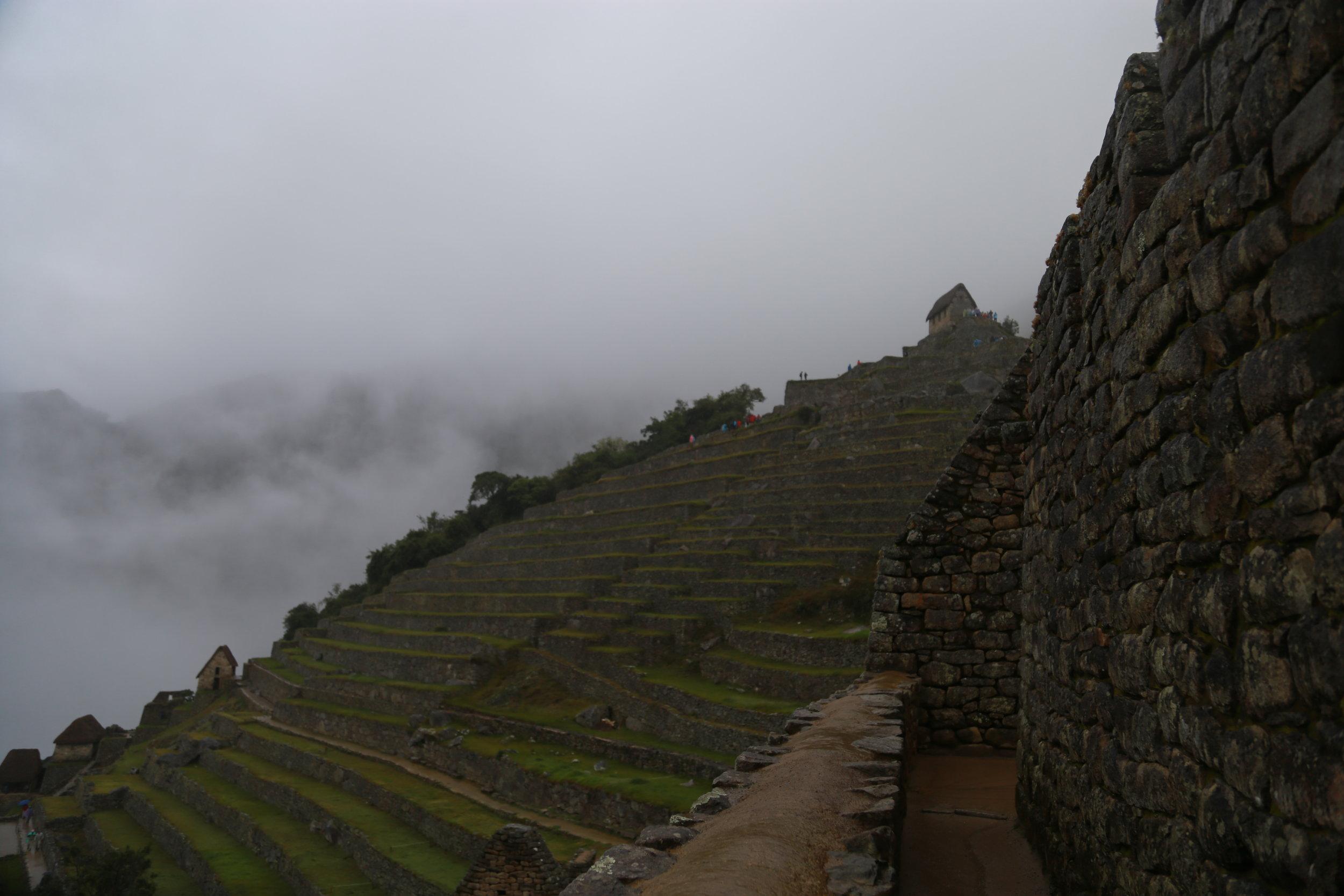 Machu Picchu and its many layers.