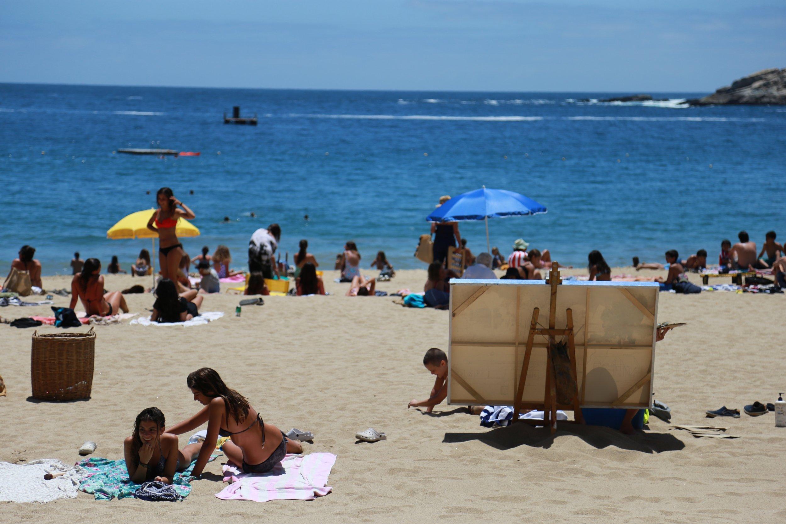 That Zapallar Beach Life