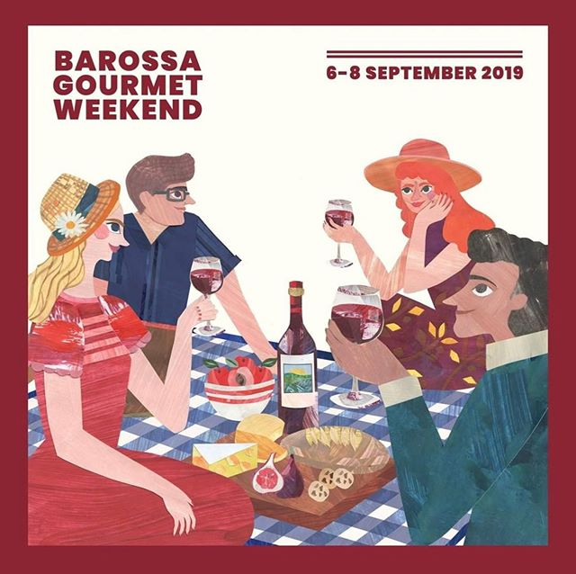 The Barossa Gourmet weekend is fast approaching! 🍷This is a wonderful opportunity to indulge in some of the most glorious food, wine and immersive experiences that our beloved region has to offer. We'll be hosting walks across the weekend so get in touch if you'd like to join us, or start planning your Gourmet Weekend trip now at barossagourmet.com 🍷🥖🧀🍓