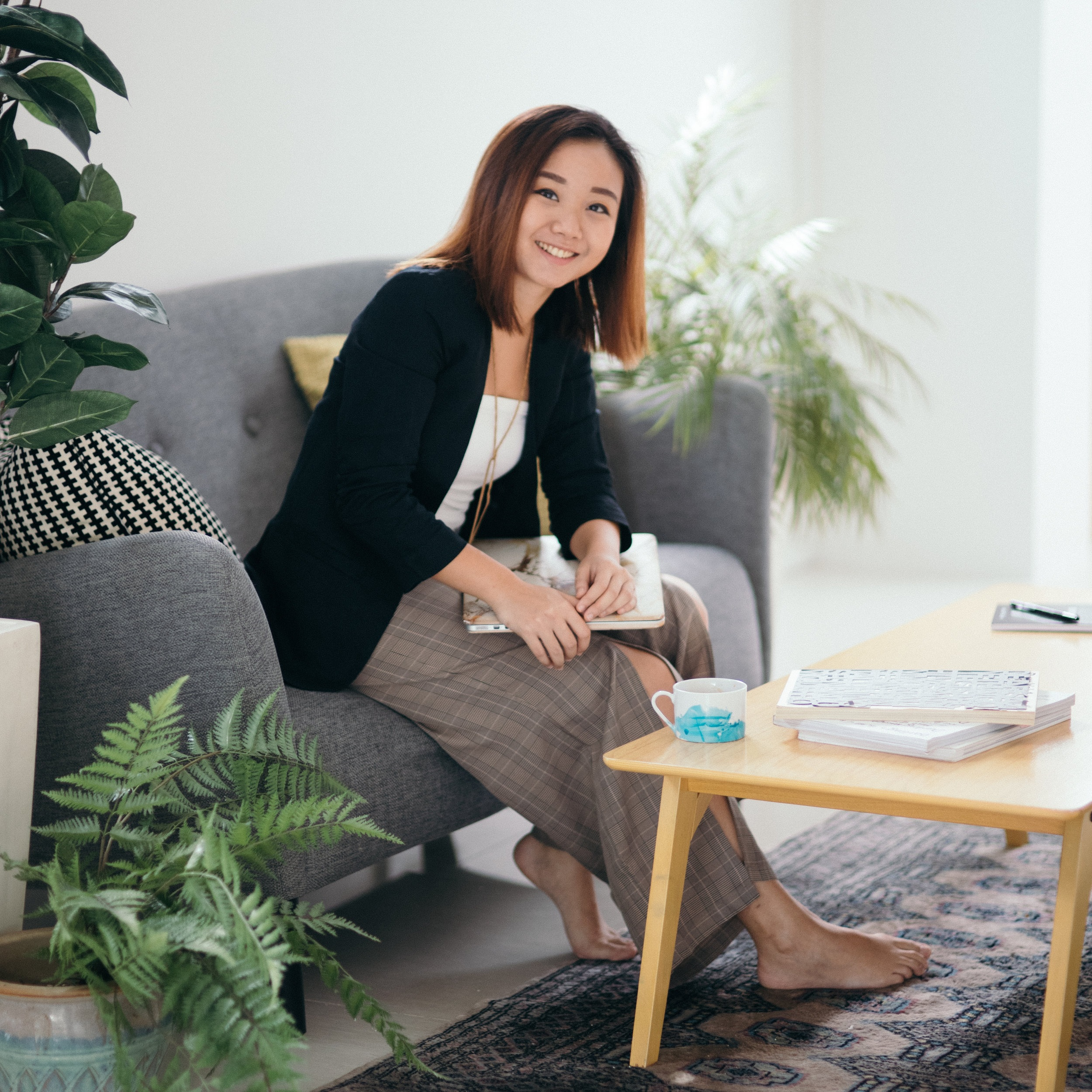 Stephanie Phua of DUO Studio