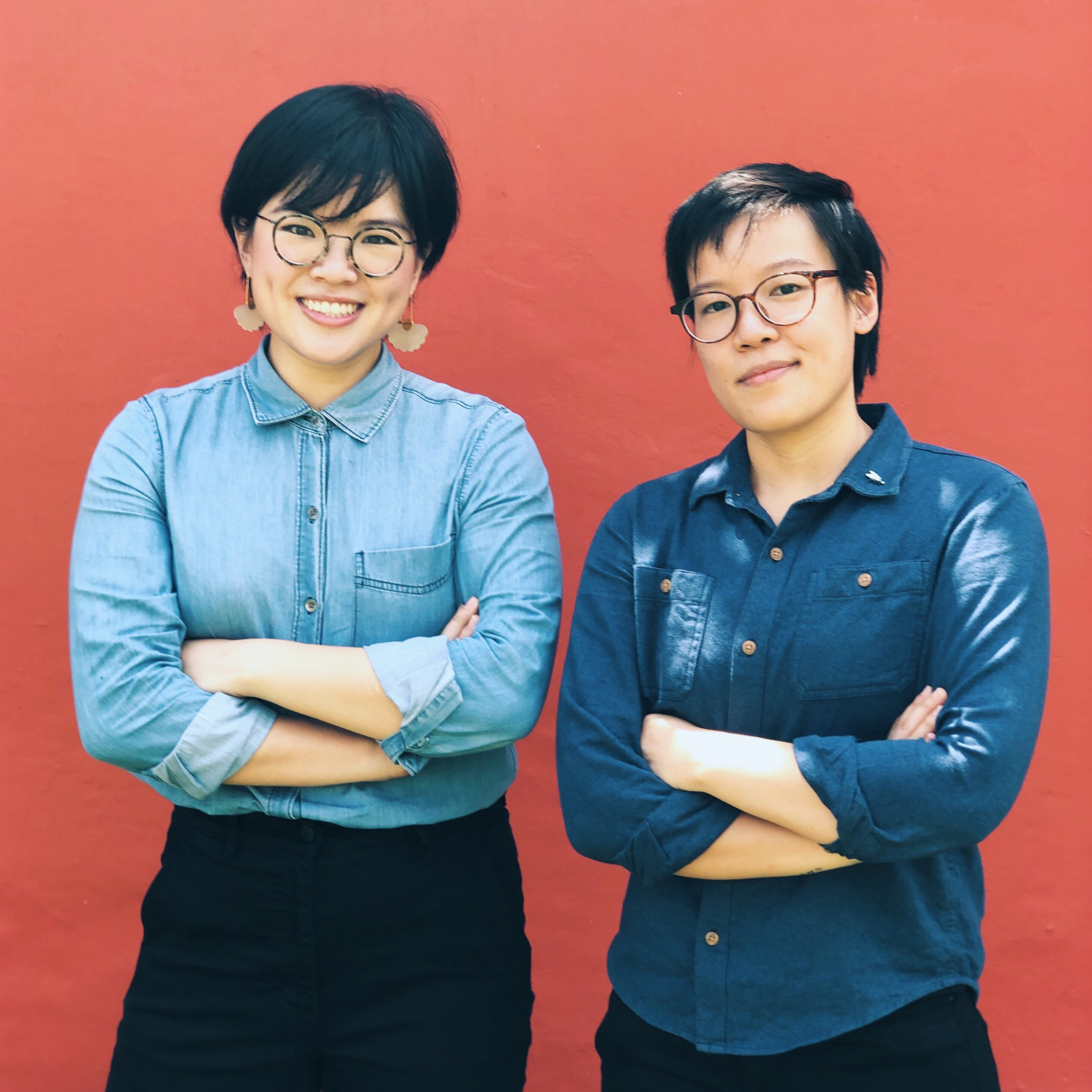 Nat Kwee and Jackie Goh of 8EyedSpud