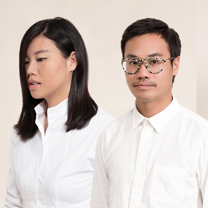 Cherin Tan and Jason Tong of LAANK