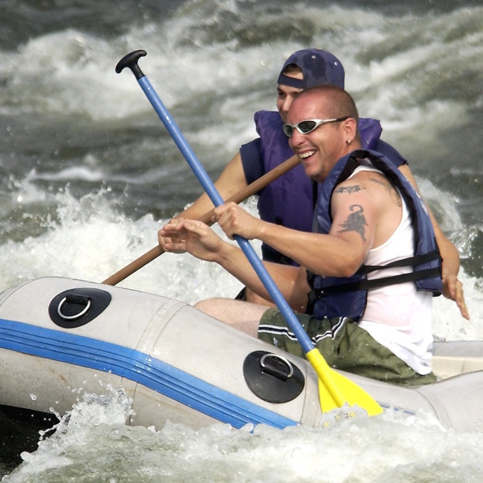 Rafting on the Delaware River  (Sullivan County Visitors Association)