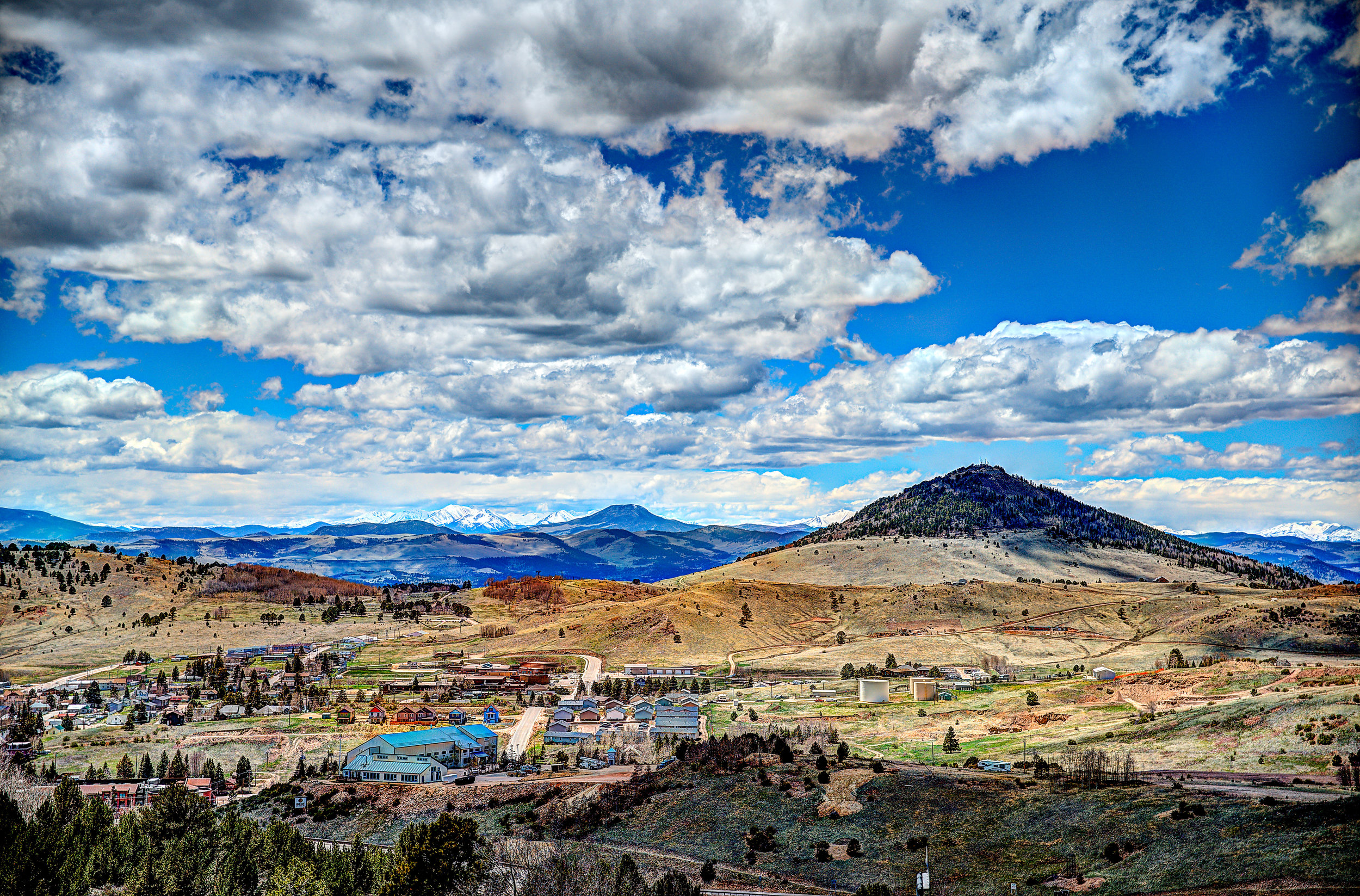 Cripple Creek, Colorado.  (Adobe Stock Lost_in_the_Midwest photo)