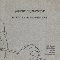 "2000   ""History & Movement""  Didrik Ingvaldsen, Da-Da- 4CD"