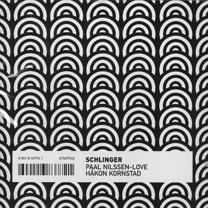 """2003  """"Schlinger""""  Nilssen-Love, Håkon Kornstad STS 077CD"""