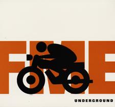 """2004  """"Underground""""  FME OD 12051"""