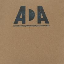 "2011 Lonberg-Holm/Broetzmann/Nilssen-Love  ""ADA"""