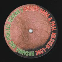 "2012 Anders Hana/Paal Nilssen-Love  ""Hosanna and Prallel Sevens I""  Vinyl"