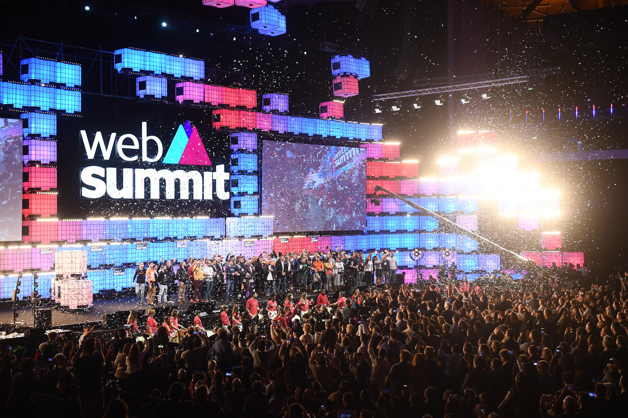 Web Summit, November 2018 - In November 2018, I returned to Lisbon to attend Web Summit for the second time. Over two days, I hosted three panels on fashion, commerce and the future of marketing.You can watch footage of the panels below.