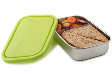 - Pack your yummy snacks & lunches in these non-toxic stainless-steel storage containers from UKonserve & save the planet one sandwich at a time!