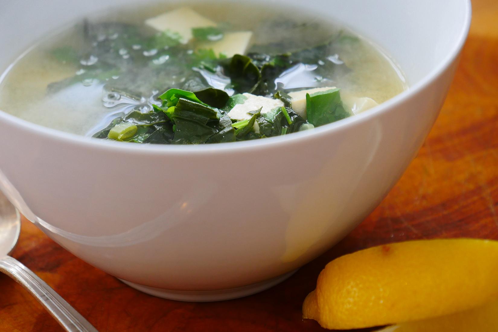 health soup -