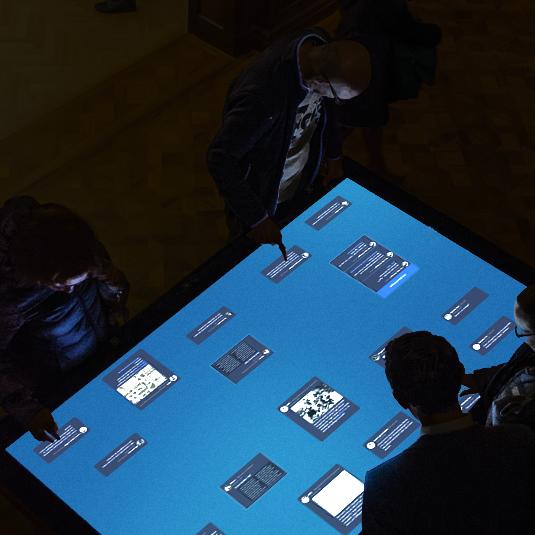 Museum Ahlem - Interactive Exhibition