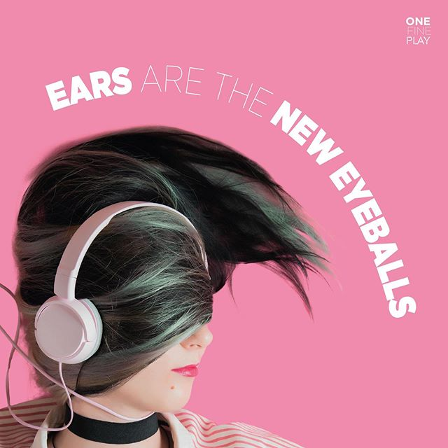 👂 Ears are the new eyeballs 👀  Everyone from taxi drivers and commuters to students and children are choosing a new way to consume entertaining, inspirational and educational content - by listening to it!  What are you doing to be heard in audio format?  #podcast #podcasting #earsaretheneweyes #onefineplay #londonpodcast #podcasts #podcasting #podcaststudio #podcastingtips #podcastlife #startup #hustle #audio #bose #rode #podcasthost #content #contentcreator #marketing #marketingtips #cmo #marketingstrategy #marketingdigital
