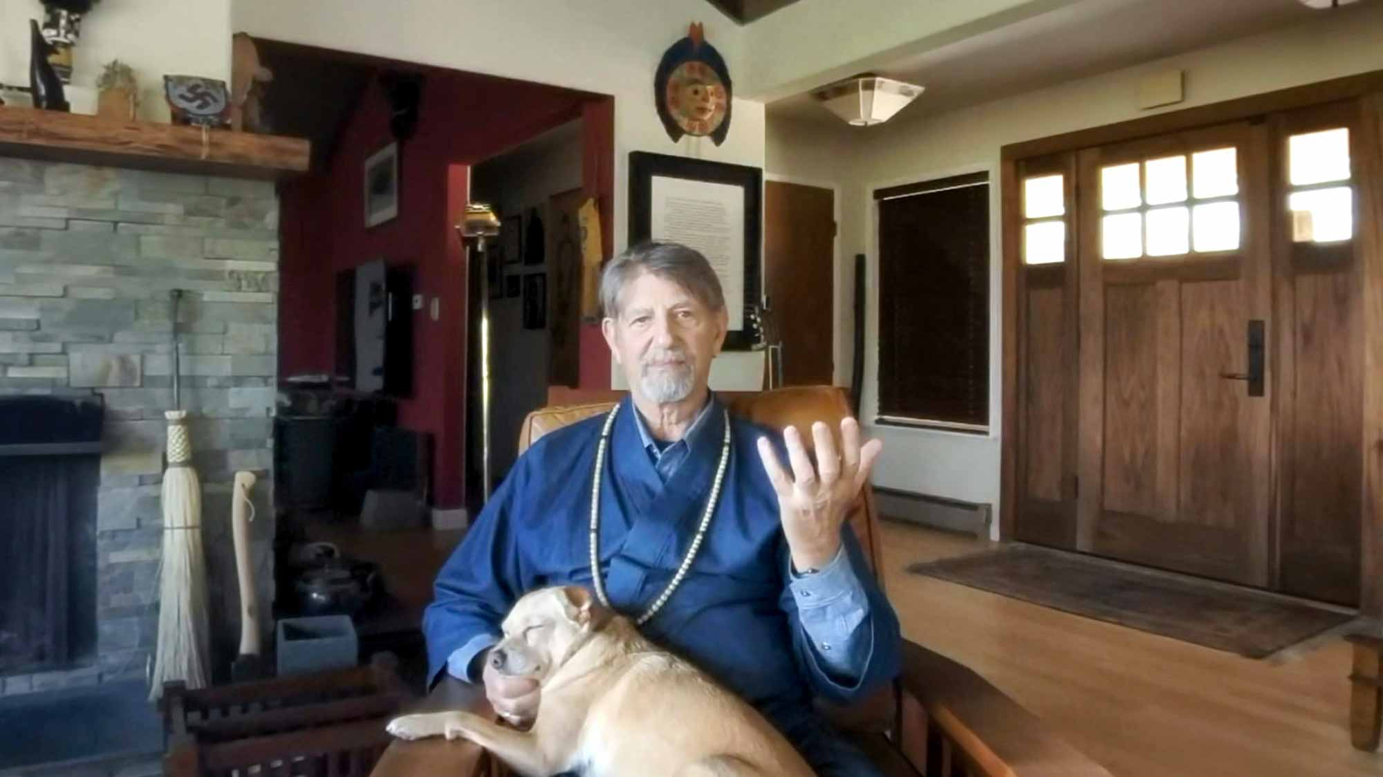 Part 1 - The Dharma Teaching (15:25)