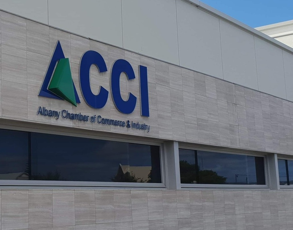 ACCI's vision is: