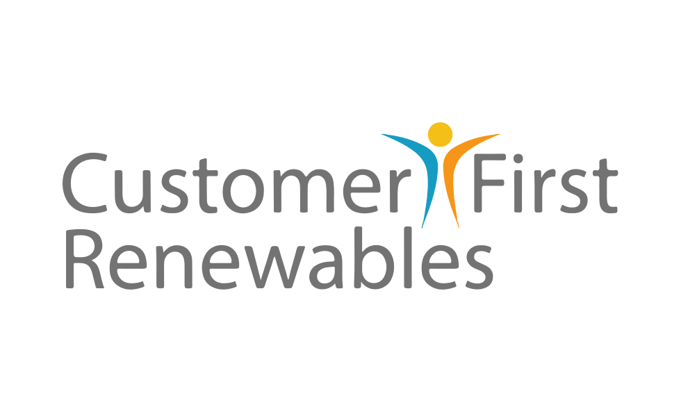 Customer First Renewables (CFR)   A professional advisory services firm that designs and delivers economically attractive large-scale renewable energy solutions. Working on behalf of large businesses and institutions, CFR directly sources renewable electricity through on- and offsite solutions as alternatives to traditional fossil fuel-generated power sources.