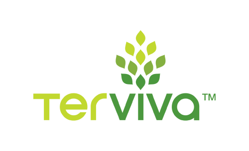 TerViva   TerViva™ grows a hardy, high yielding oilseed tree crop called pongamia that produces ten times the amount of oil and three times the amount of protein on a per acre basis than a soybean with a fraction of the inputs (water, fertilizer, pesticides, etc.). TerViva maintains an exclusive library of high-yielding, patentable pongamia genetics from around the world and has developed propagation techniques for scalable, consistent results well-suited for conversion into biofuels, animal feeds, and biopesticides.