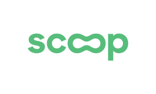 Scoop   An app that automatically matches nearby commuters into quick, efficient carpools. Scoop allows Riders and Drivers to share commute costs by scheduling door-to-door trip with co-workers and neighbors.