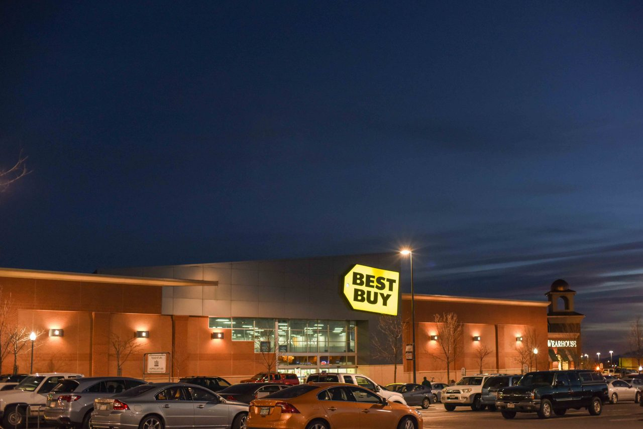 Best Buy First And Main Towncenter