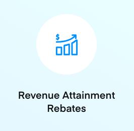 Revenue Attainment Rebates