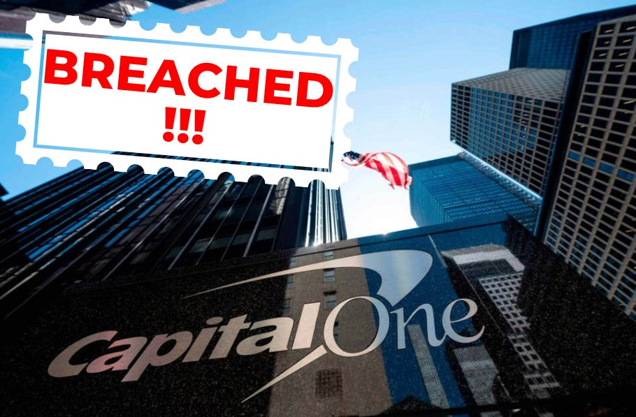 capital one hack