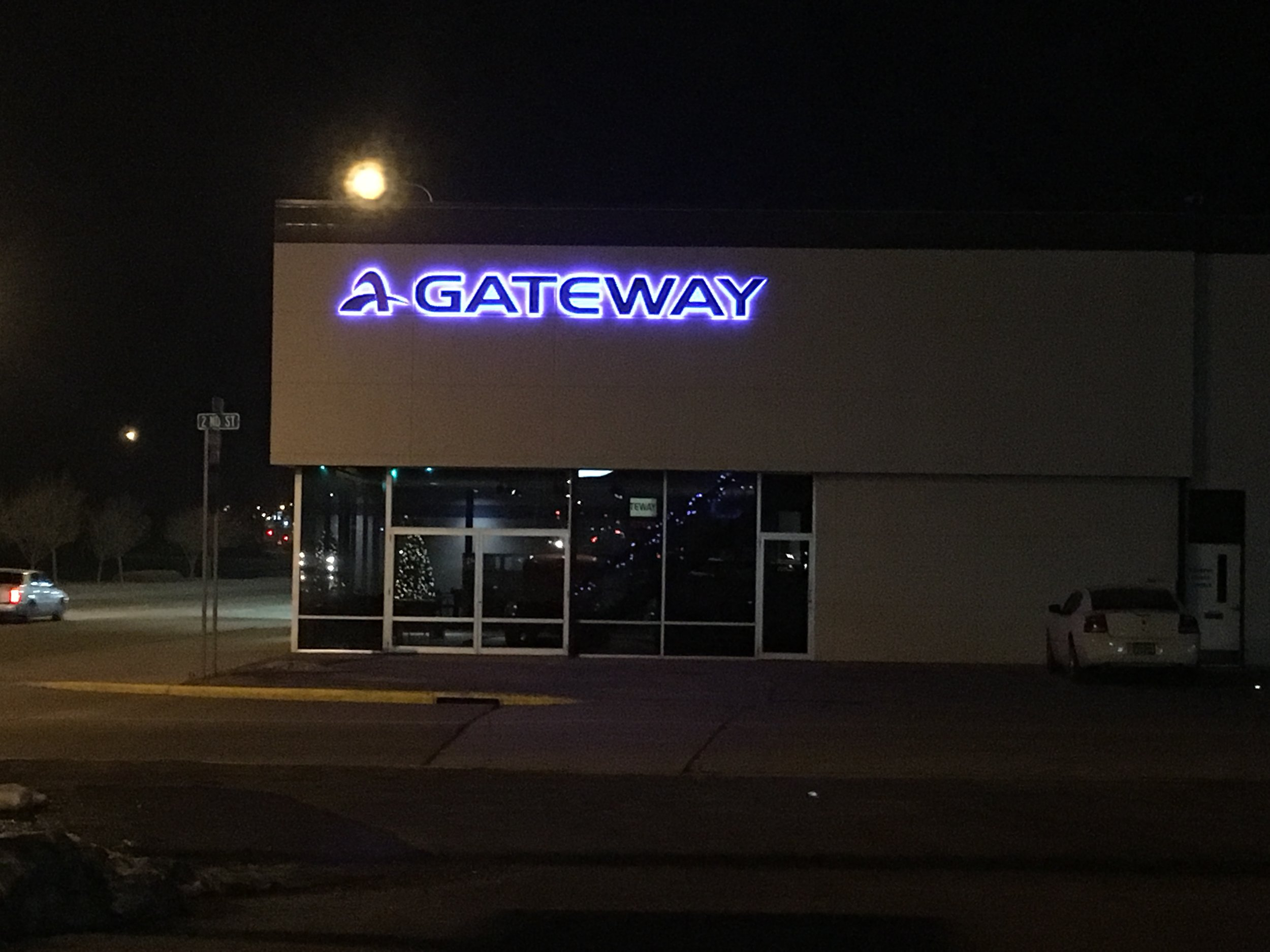 LED Channel letter signs-Rapid City