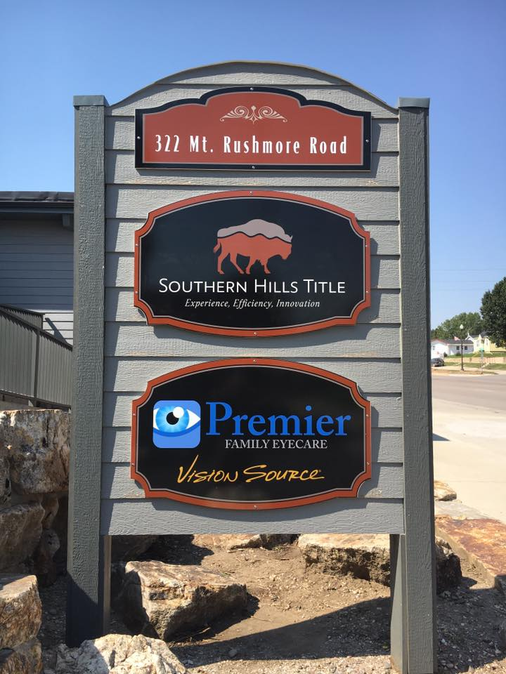 Custom Signs in Custer, SD