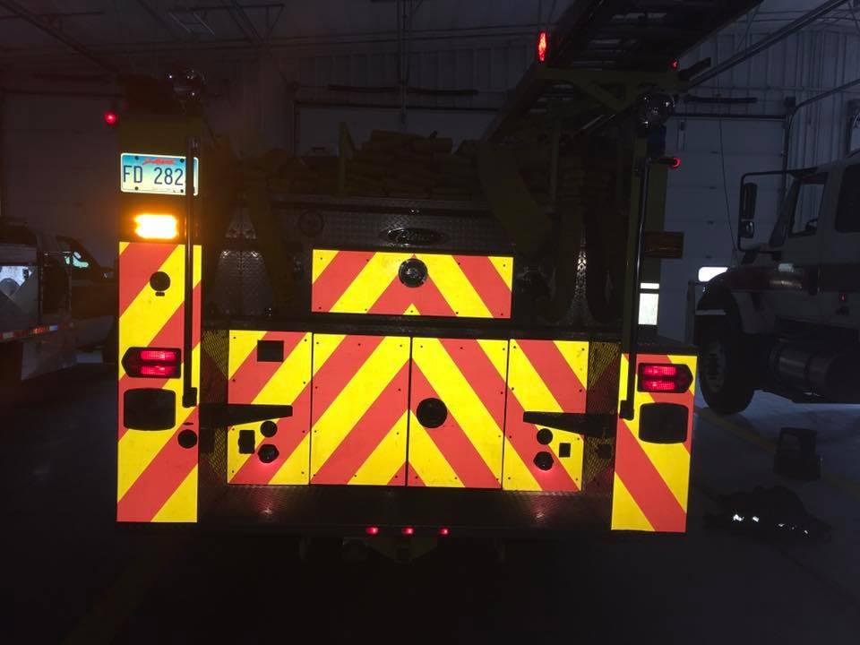 Emergency Vehicle Graphics & Wraps