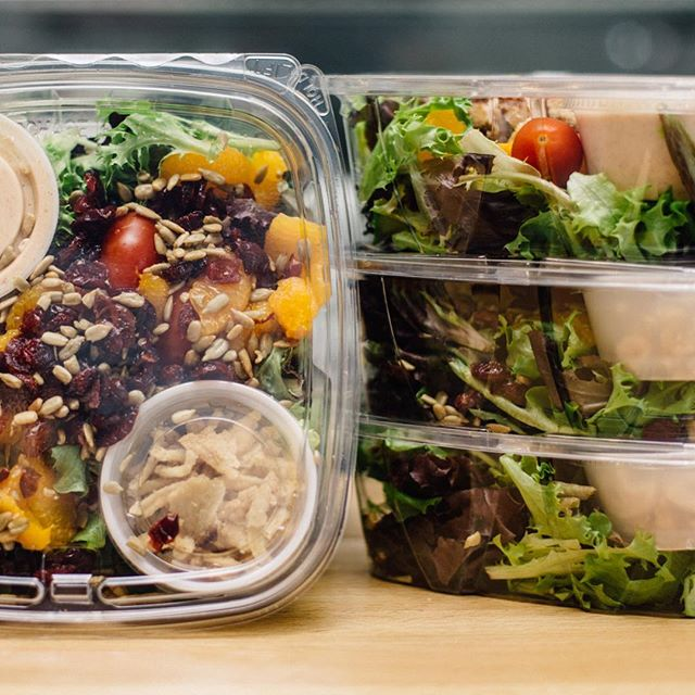 Have you missed us?  We are back. Come on in to Little Sprout Carryout and get your favorite salad. Tonight's dinner:  Chicken Parmesan with Homemade Tomato Basil Sauce, Creamy Penne Pasta, Hearty Caesar Salas with Homemade Croutons #littlesproutcarryout #avl #asheville #blackmtn #avleats #blackmtneats #ncbiz #828isgreat #avlfoodie #comfortfood #carryout #828 #northcarolina #loveasheville #ashevillegolocal #avllife #goodeats #foodtopia #lunchtime #dinnertogo #avltoday #realfood #homemade