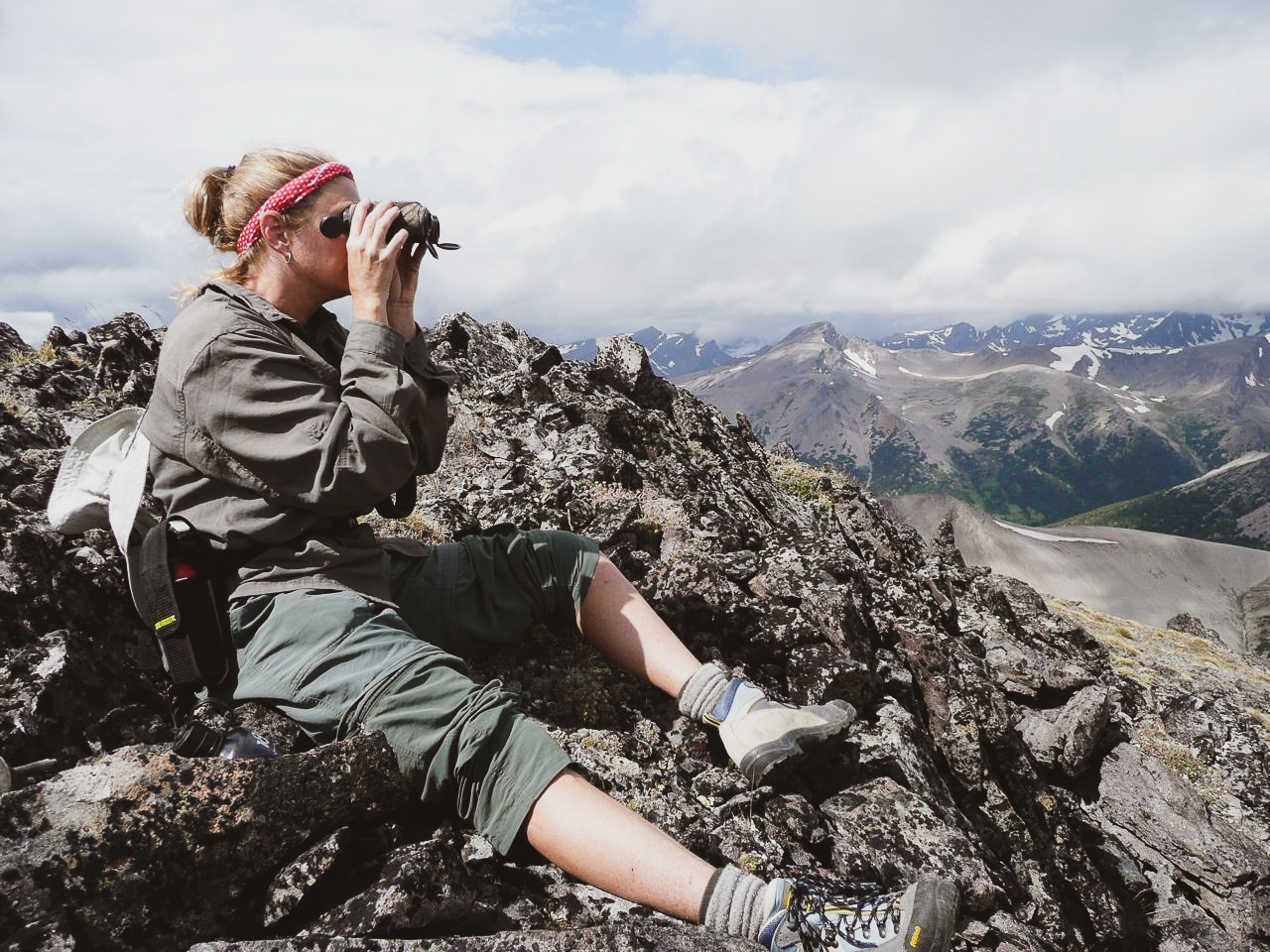 Shari on top of mountain binos.jpg