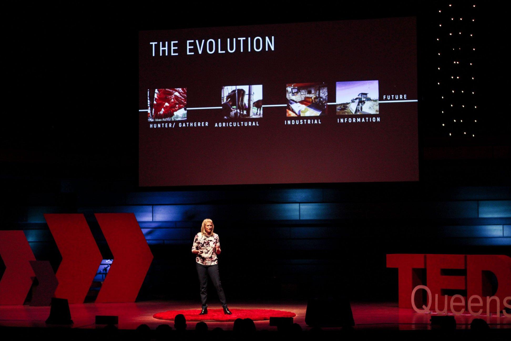 Photo Courtesy of TEDx Queensu