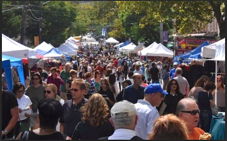Events - Craft fairs, parades and more…
