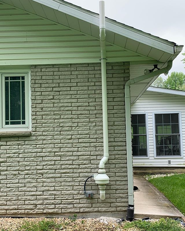Nice simple exterior install out in Hastings.