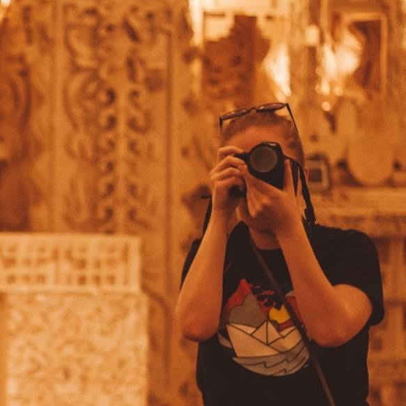 Summer photography at the Renwick Gallery (No Spectators: The Art of Burning Man) 2018