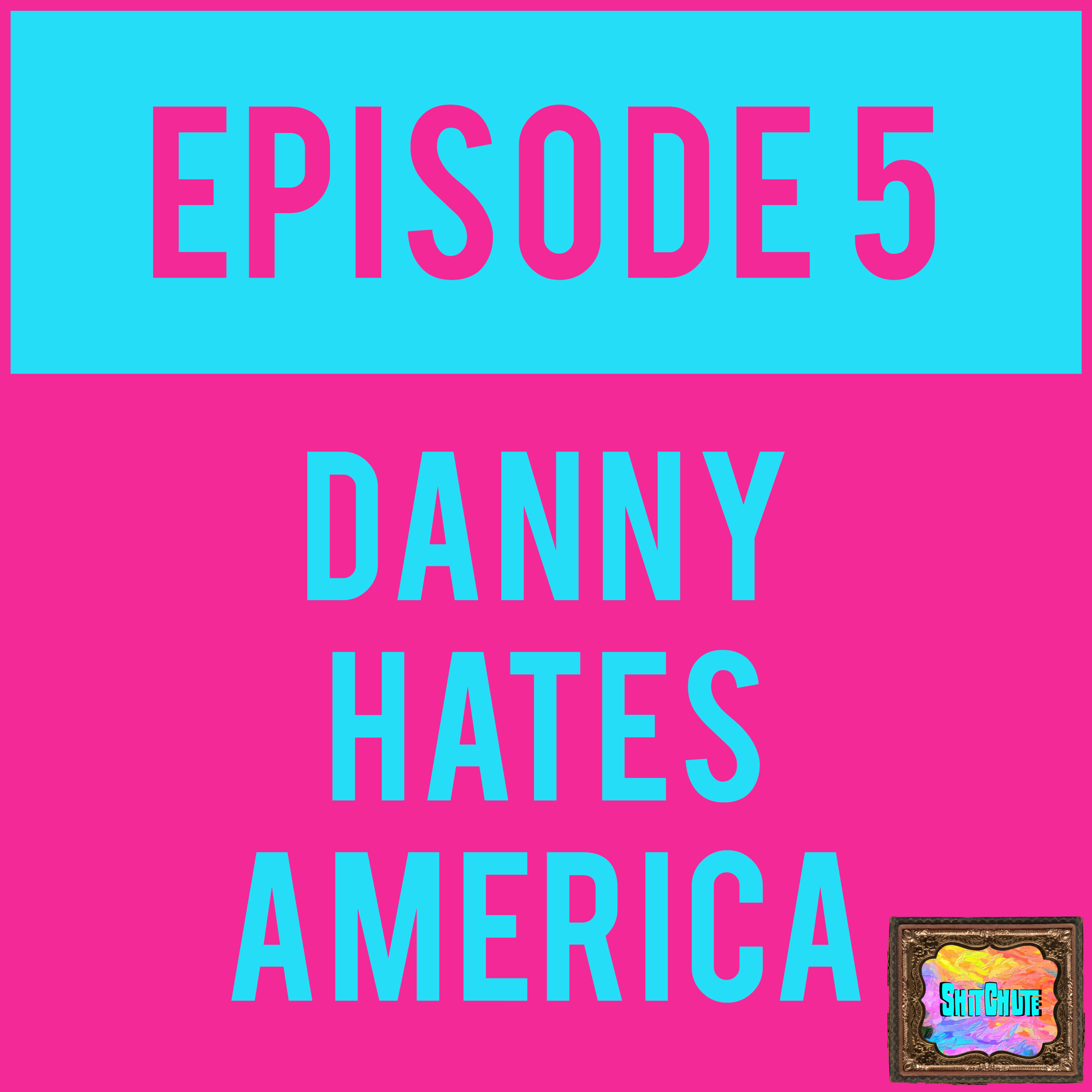 EPISODE 5 - The boiz had a TRAITOR on the bonus show? More importantly- hear all about how Milkman Danny shit his pants in a department store and had to be wiped (with said soiled pants) in his mom's mini-van, and so, so much more. Only $5 a month on Patreon and you could have unfettered access to other disgusting stories that we can all laugh at.