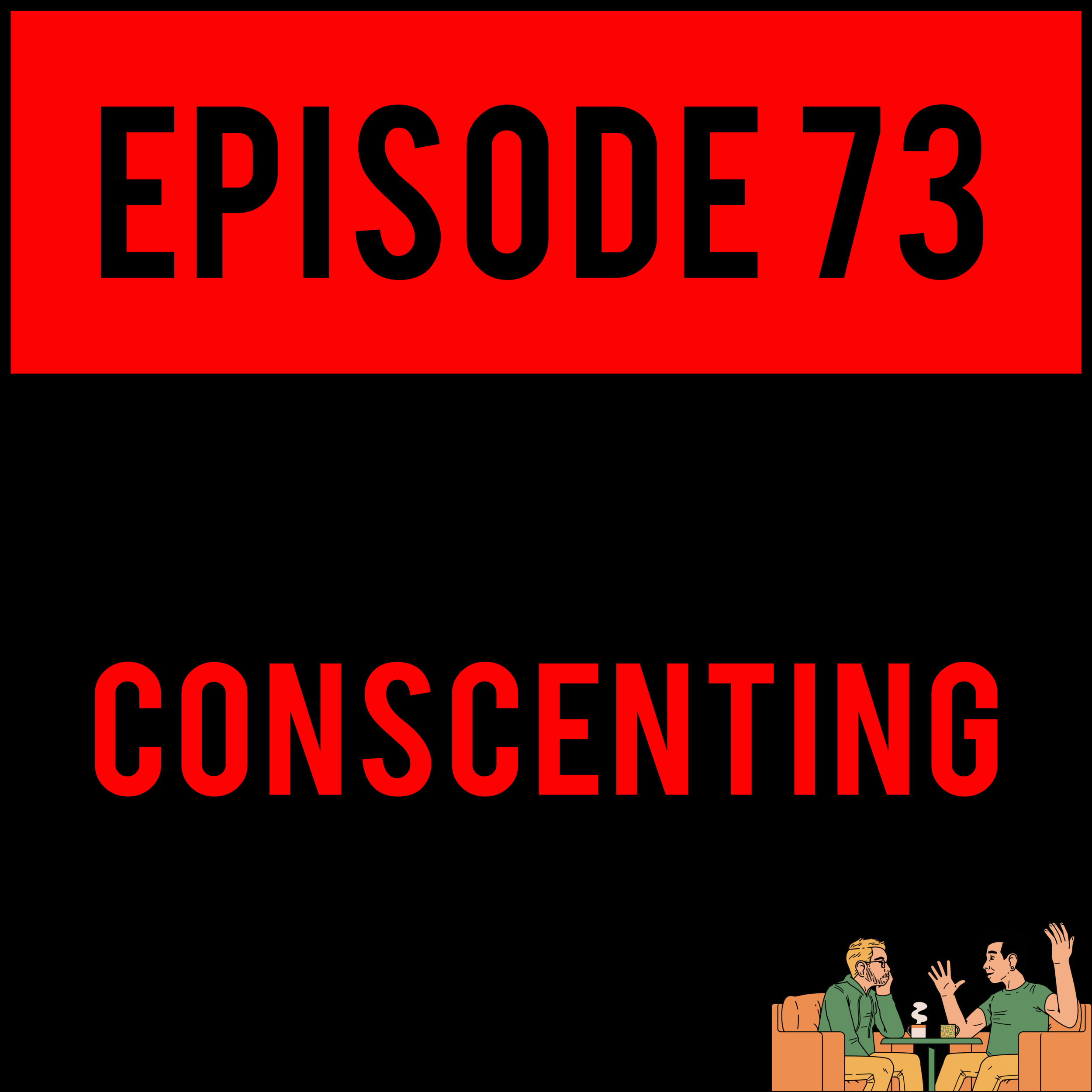 EPISODE 73 - Alex takes a horse to a hotel room, Brandon finally gets to tell us all about his trip to Europe or China, or whatever, Ashley forgot her eyebrows and Justyn teaches you the way of our lord and savior, the Sentient Yogurt.