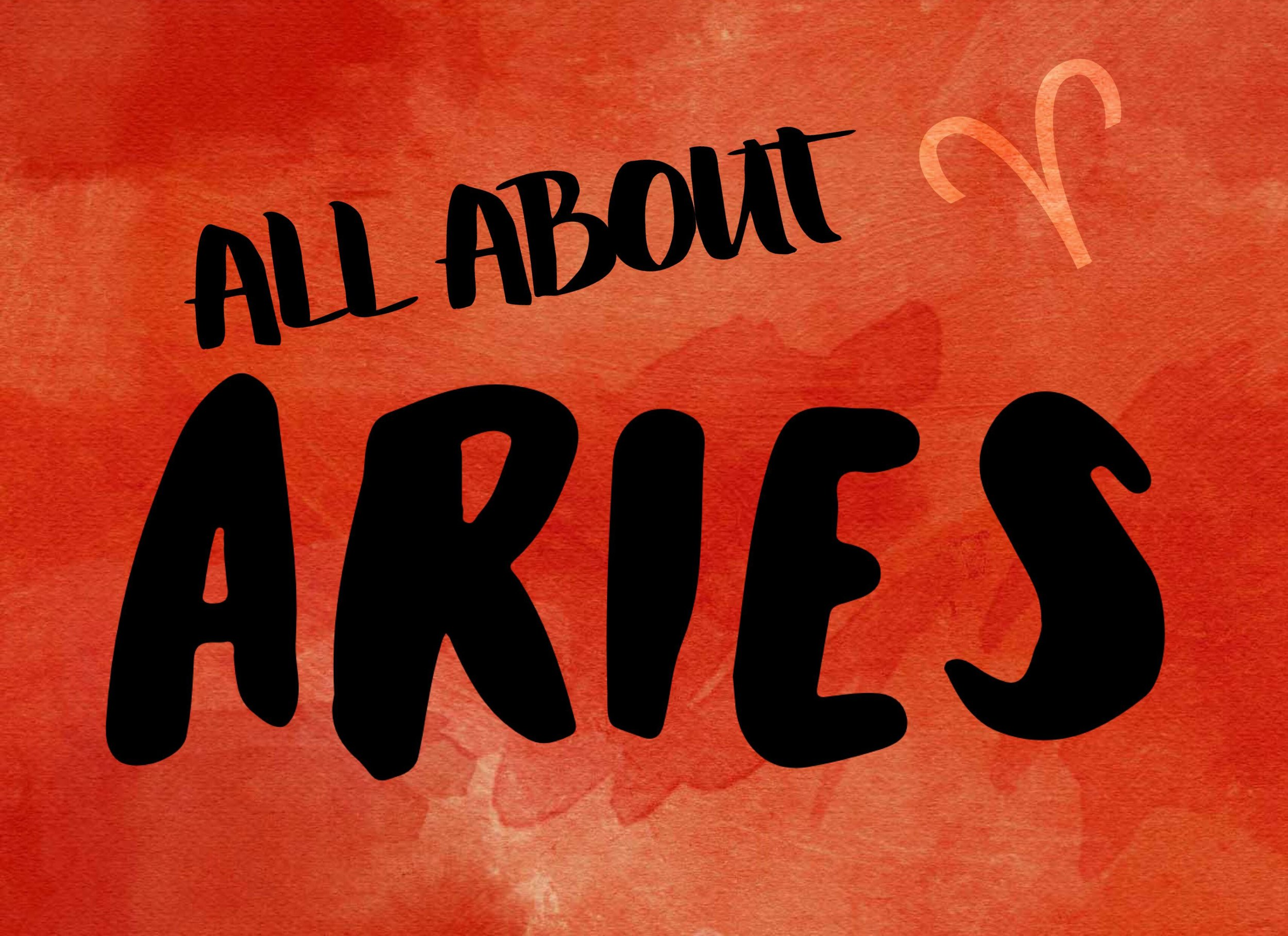 aries astrology about aries all about aries