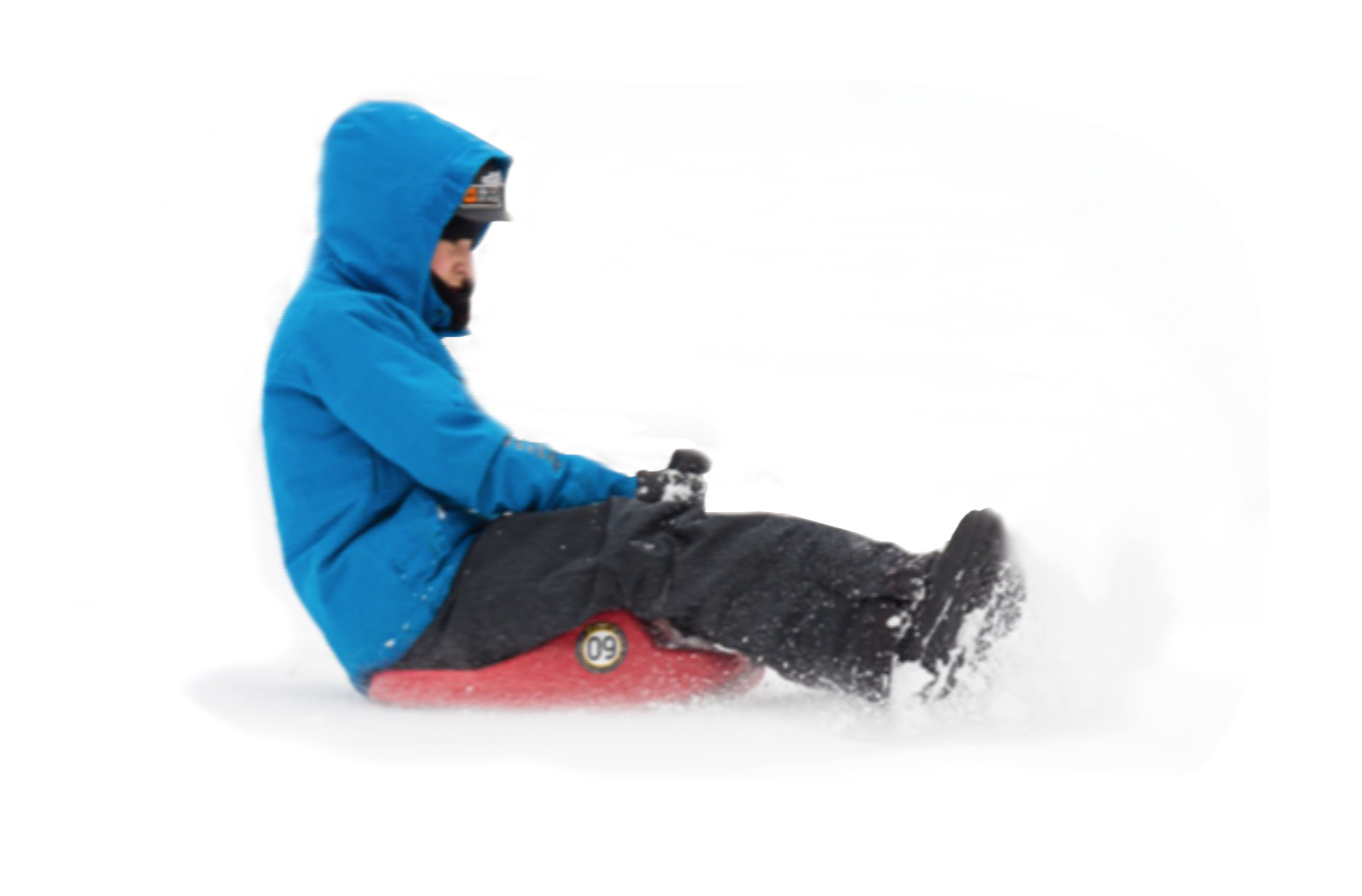 Feet First Design - Take on harder terrain knowing you can stop rapidly and safely!