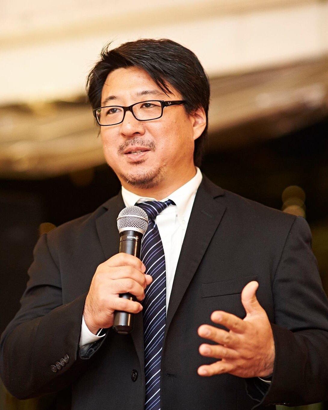 Rev. Shawn Kang - Central Associate