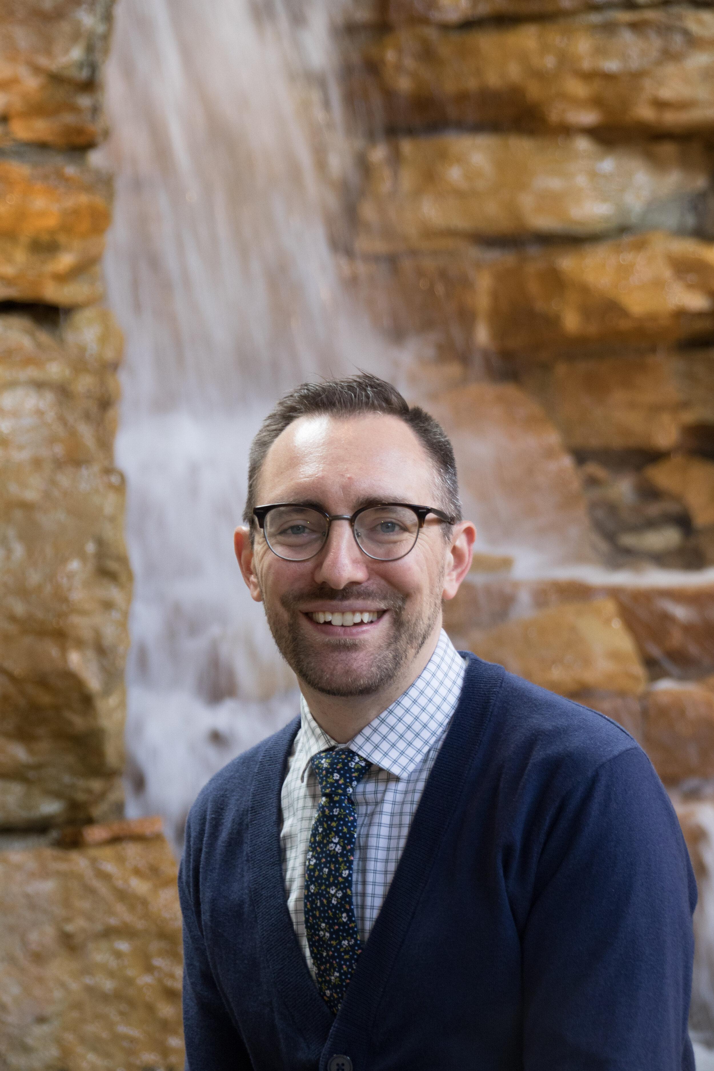 Rev. Michael Gehrling - Northeast and Assessments Associate