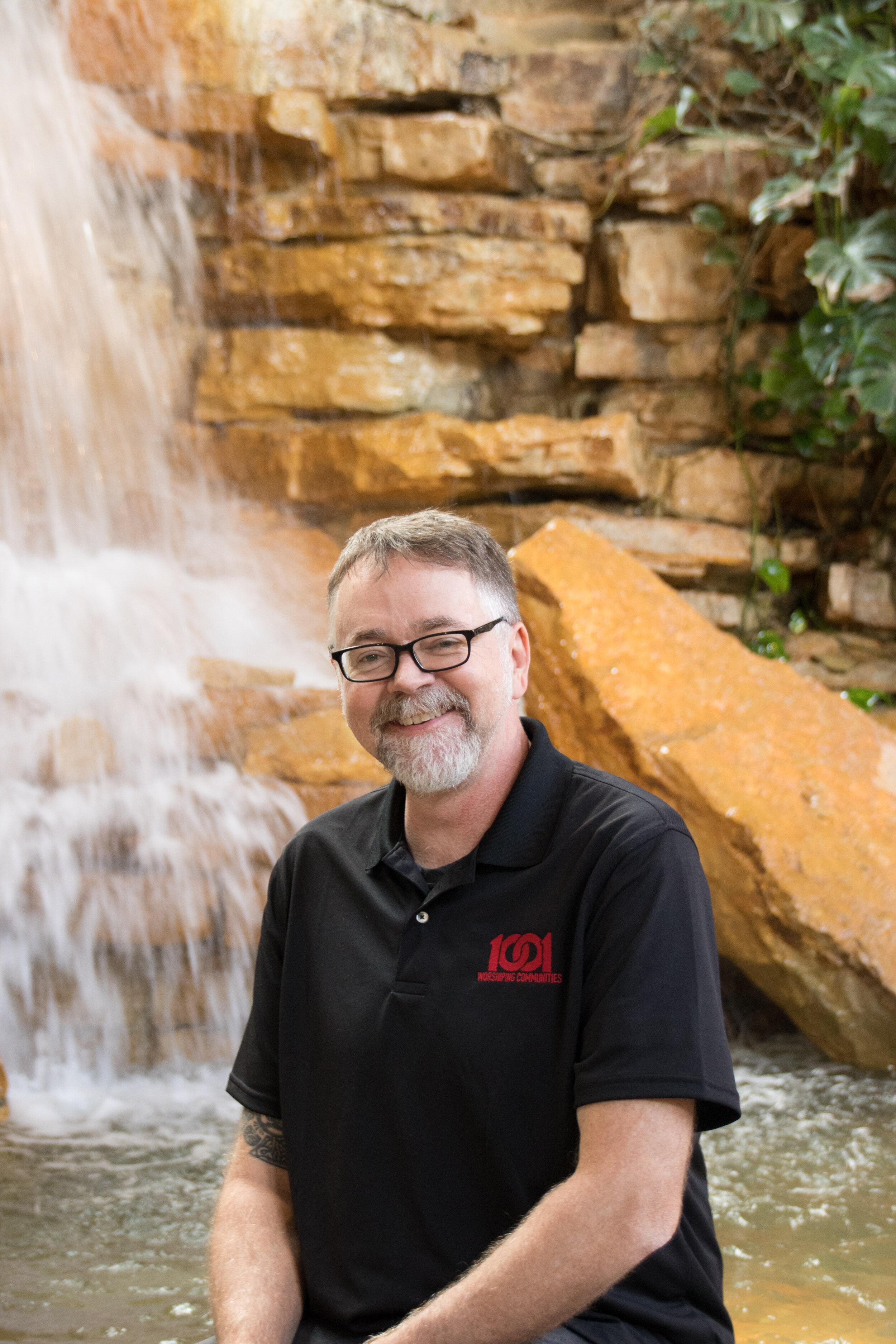 Rev. Jeff Eddings - Coaching Associate