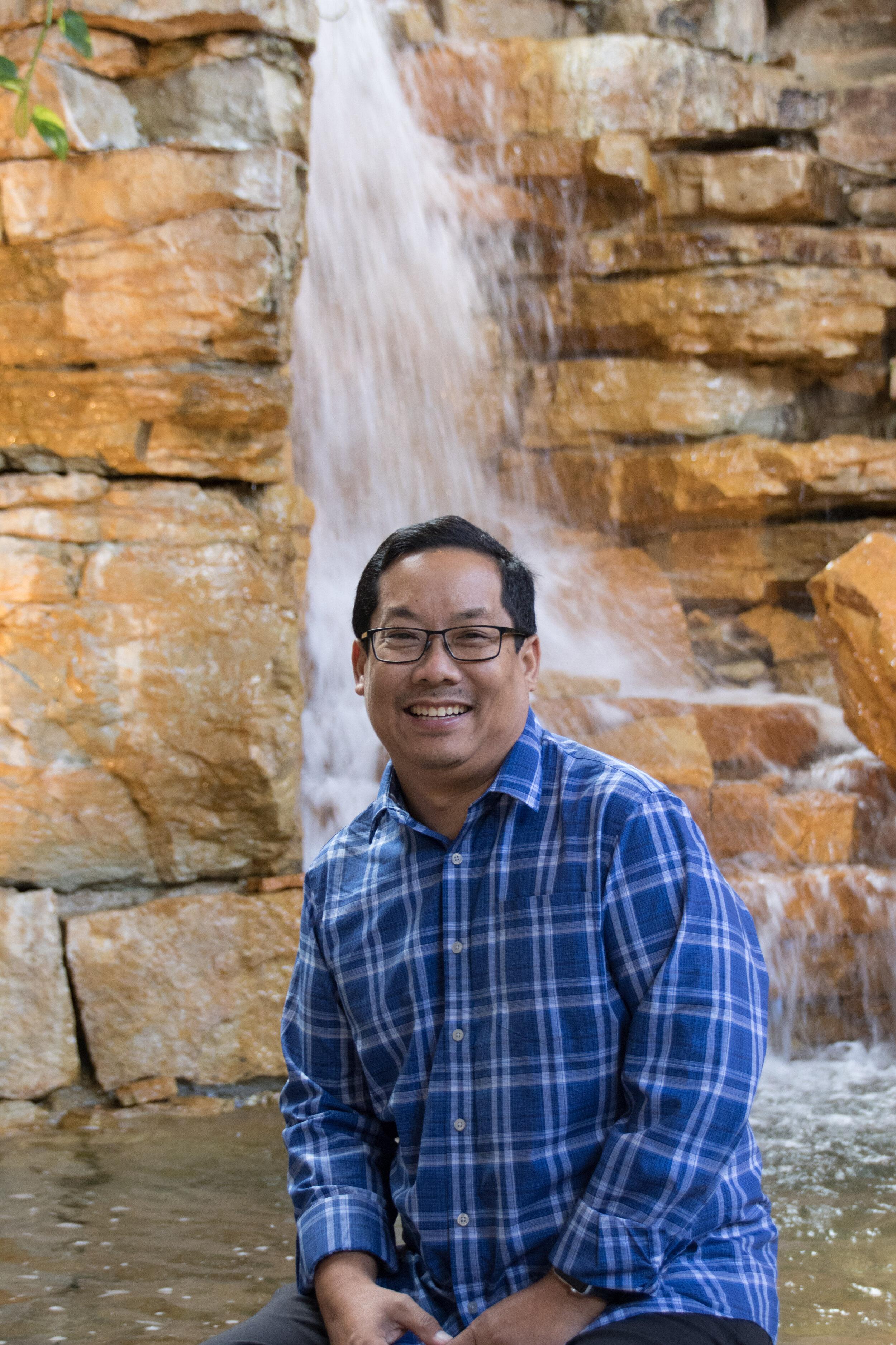 Rev. Sean Chow - Western Region and Training Associate