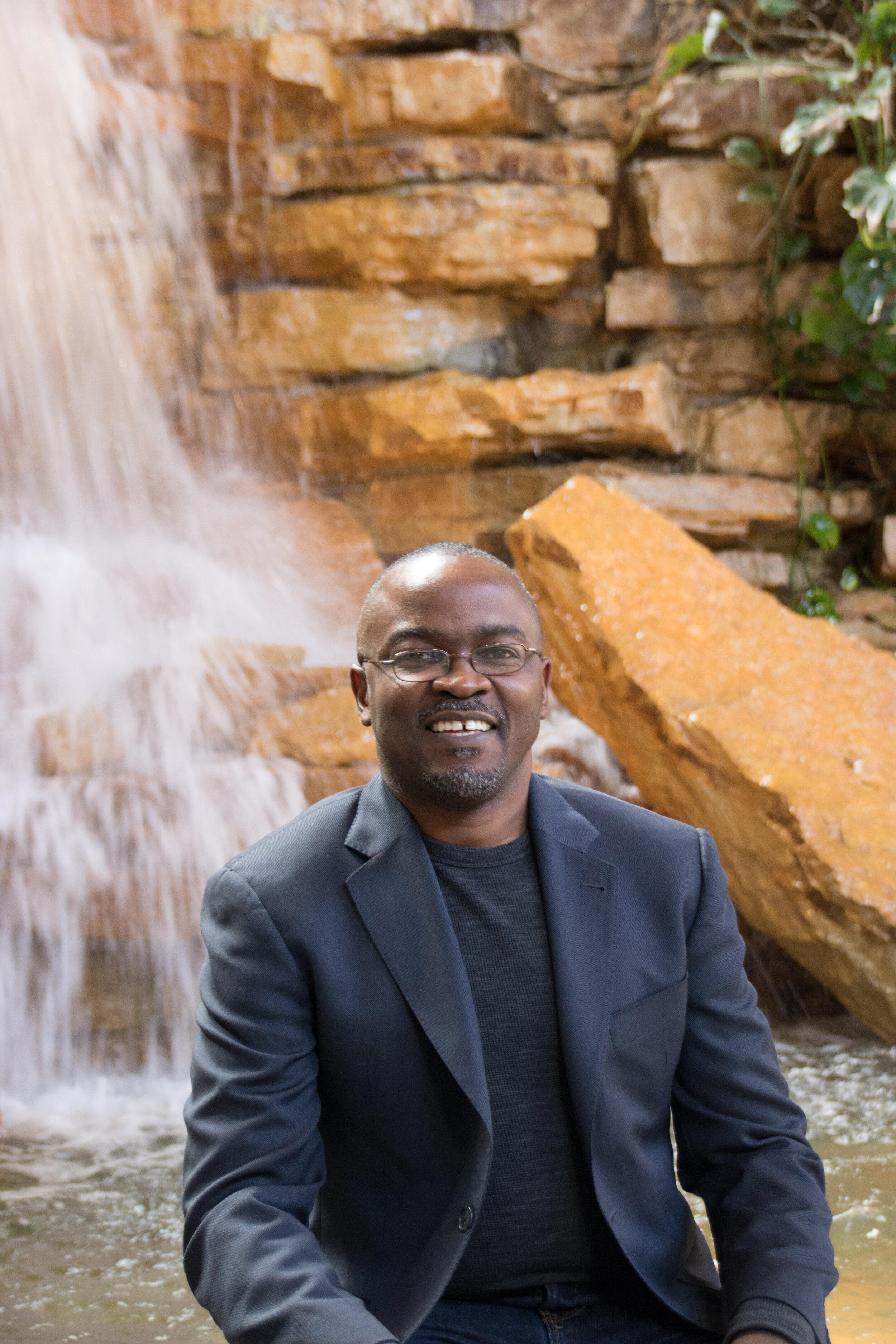 Rev. Gad Mpoyo - Southeast Associate