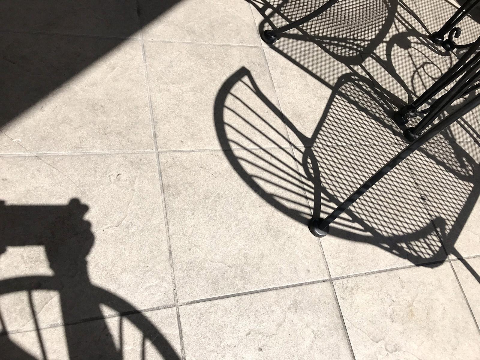 Beautiful shadows in the midday sun © Tanya Clarke 2018